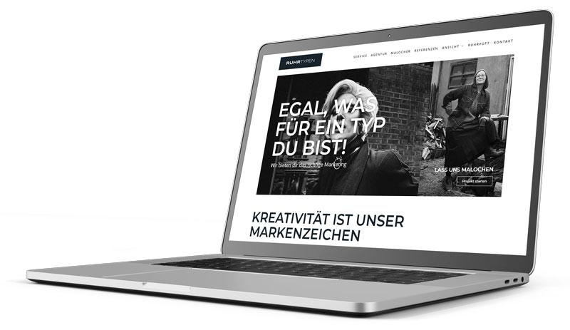 ruhrgebiet webdesign-werbeagentur-bochum-gladbeck