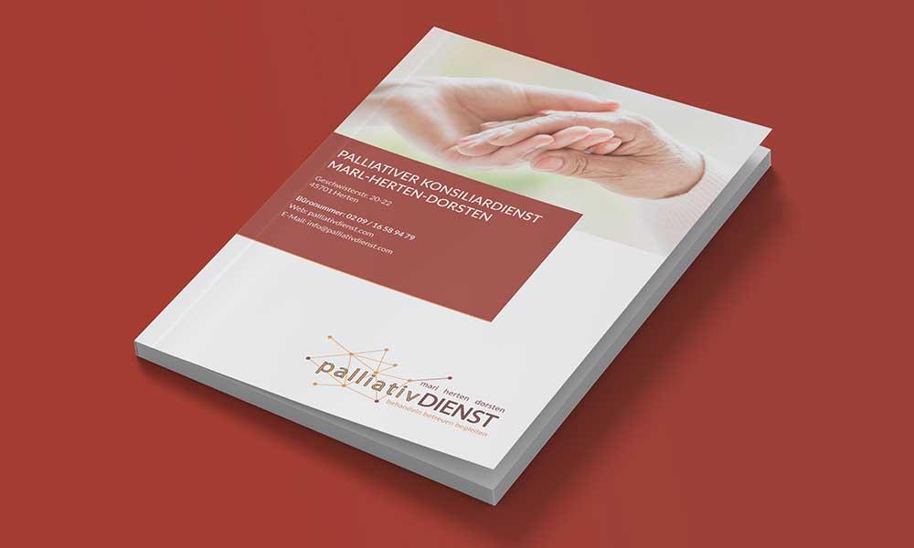 palliativdienst broschuere-design-werbeagentur-bochum-gladbeck