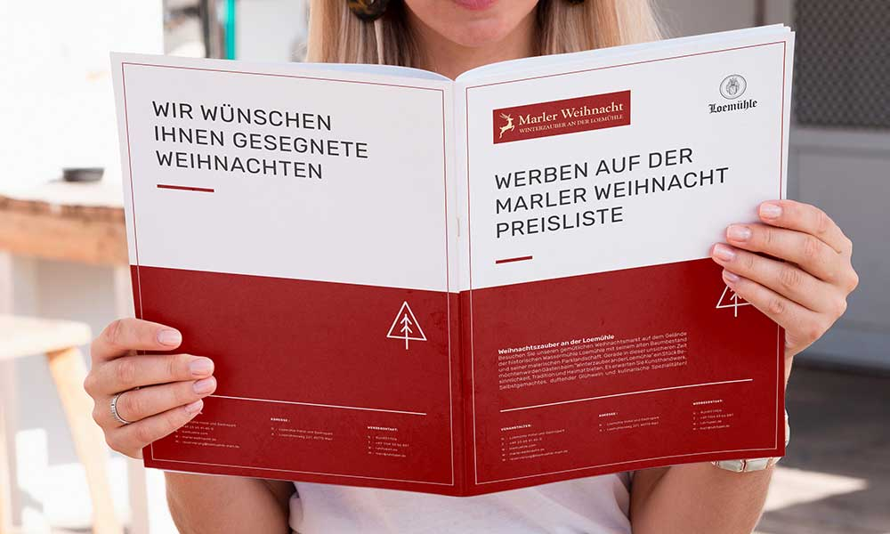 weihnachtsmarkt marl broschueren-design-werbeagentur-bochum-gladbeck
