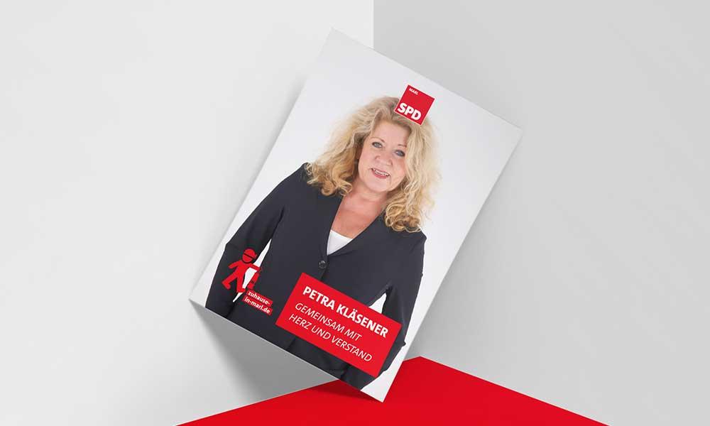 parteiwerbung spd flyer-design-werbeagentur-bochum-gladbeck