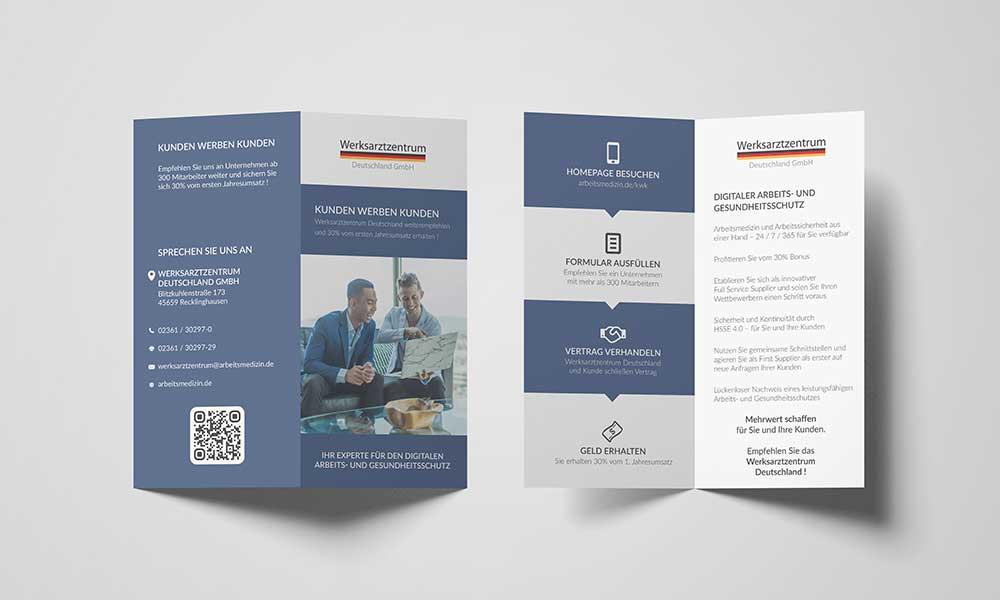 kunden werben kunden flyerdesign-werbeagentur-gladbeck-bochum