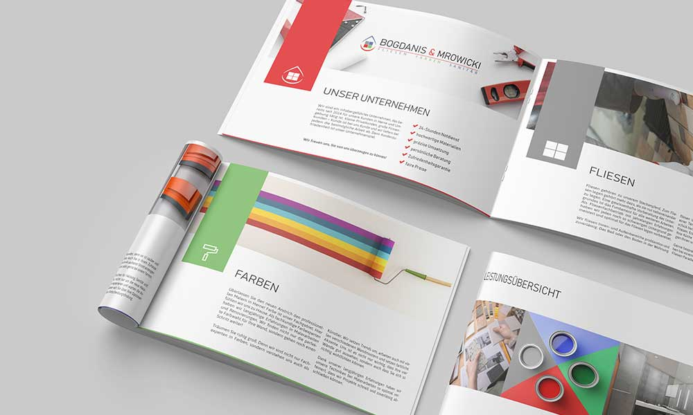 heizung sanitär handwerk image-broschuere-werbeagentur-bochum-gladbeck