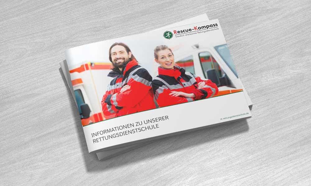 rettungsdienstschule image-broschuere-werbeagentur-bochum-gladbeck3