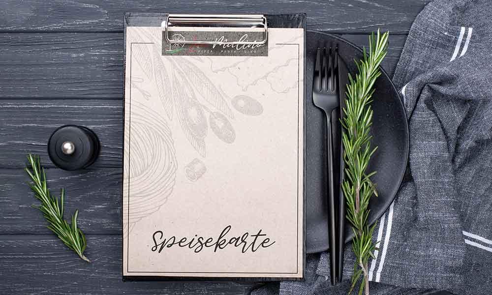 restaurant speisekarte-design-werbeagentur-bochum-gladbeck