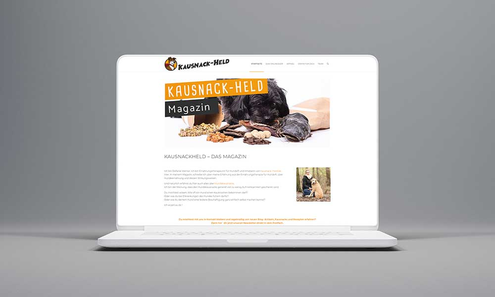 hundeernährung blog webdesign-werbeagentur-Bochum-gladbeck